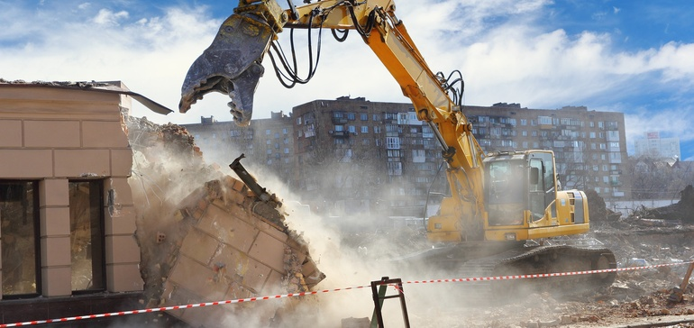 10 trends defining the construction industry