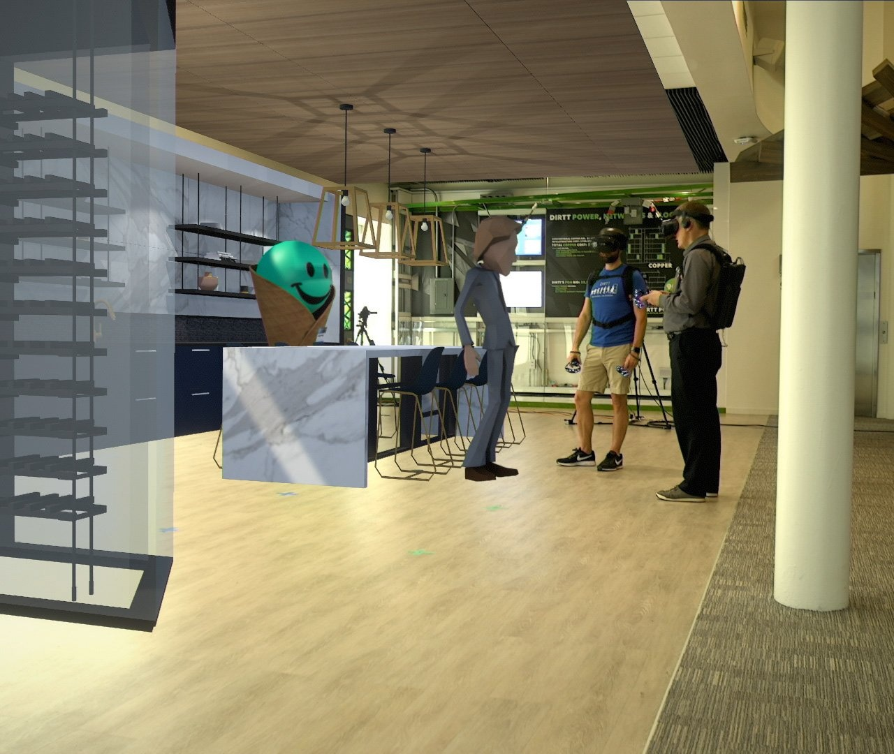 DIRTT's Ice virtual reality technology