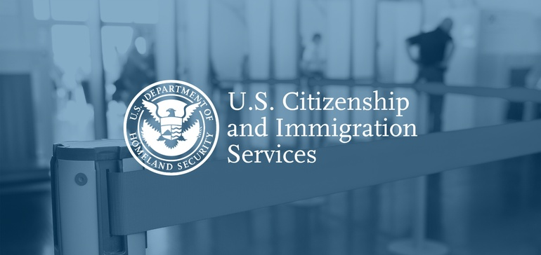 Seal of the U.S. Department of Homeland Security EB-5 visa changes