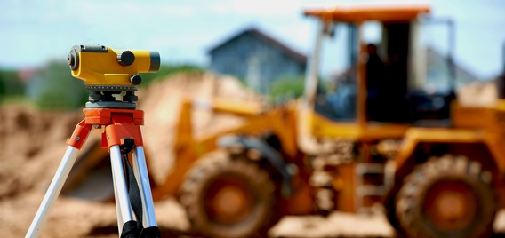 Construction sites advancing technology