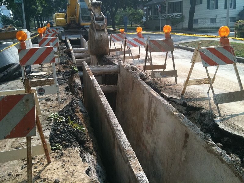 OSHA fines IL contractor $59K for trench safety violations | Construction Dive
